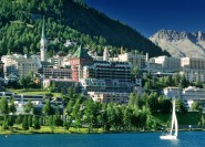 Comer See, St. Moritz und Bernina-Express: Tagestour