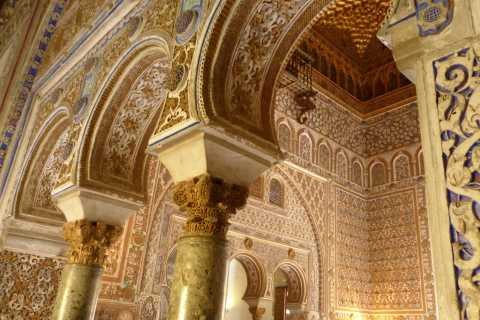 Alcázar of Seville 1.5-Hour Small Group Tour