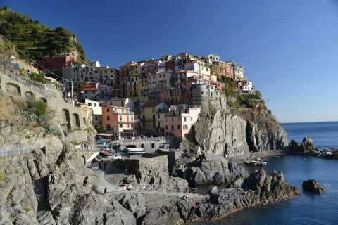 Cinque Terre: Small Group Guided Tour from Florence
