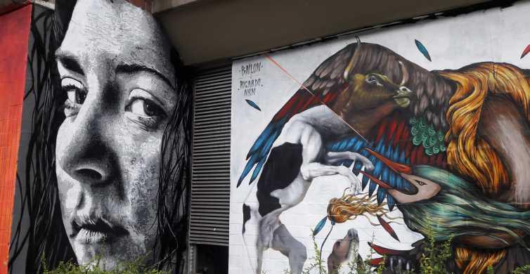 Berlin Street Art: 3-Hour Off The Grid Tour