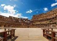 Exklusive Kleingruppentour durch das Kolosseum