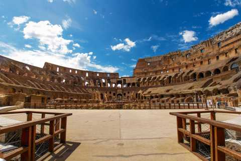 Rome: Guided Tour of the Colosseum with VIP Access