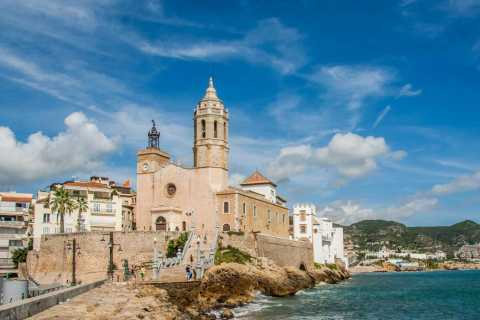 Sitges: Tasting Food and Natural Wines with Wine Lover