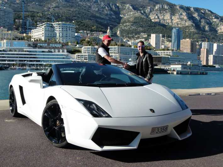 Lamborghini Driving Experience From Monaco Getyourguide
