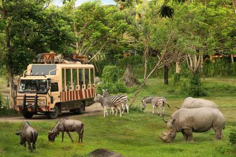 Bali Safari and Marine Park: Day Admission Ticket