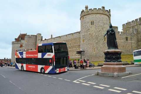 The Original Windsor Hop-on Hop-off Sightseeing Bus Tour