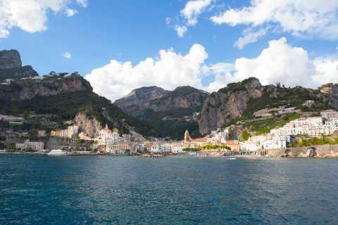 Amalfi Coast Boat Cruise from Sorrento