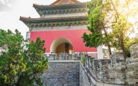 From Beijing: Ming Tombs & Mutianyu Great Wall Full-Day Trip