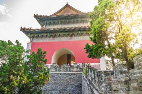 Ming Tombs Underground Palace & Mutianyu Great Wall Bus Tour