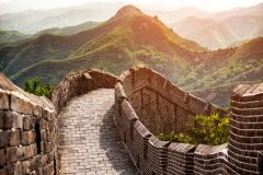 Pequim: Grande Muralha Mutianyu do aeroporto ou do hotel