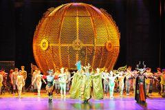 Pequim: Show acrobático de Chaoyang com transferência opcional