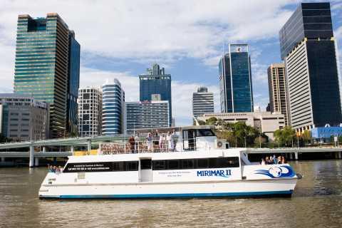 Brisbane River Cruise and Koala Sanctuary Visit