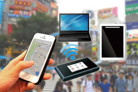 Japan: Unlimited Pocket Wi-Fi Router Rental, Hotel Delivery