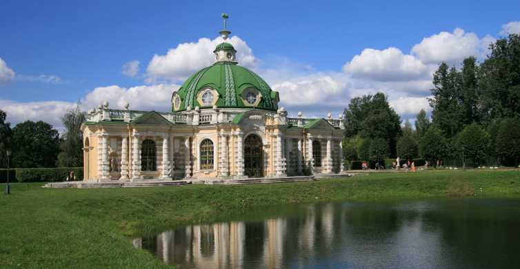 Moscow: Tour to Kuskovo Estate & Sheremetev Palace