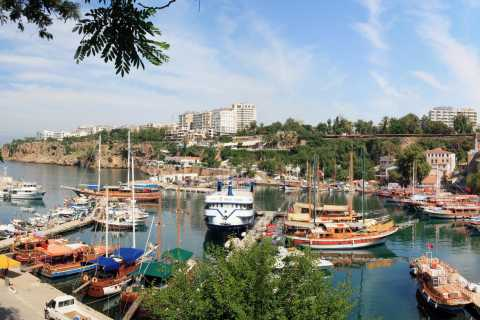 Antalya: City Tour com 3 Cachoeiras e Cidade Velha