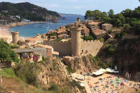 Desde Barcelona: ruta por la Costa Brava y Tossa de Mar