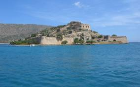 From Agios Nikolaos: Boat Cruise to Spinalonga