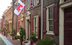 Colonial Philadelphia Waterfront Walking Tour