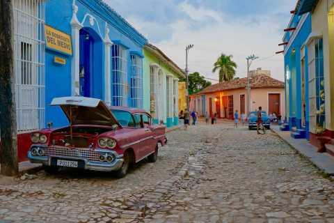 Desde La Habana: tour privado de Trinidad y Cienfuegos