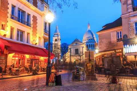 Montmartre 2-Hour Walking Tour in English