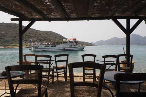 Cruise to Spinalonga & BBQ at Kolokytha From Agios Nikolaos