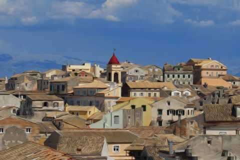 Corfu Town: Guided Walking Tour and Local Food Tastings