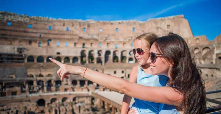 Colosseum: 1-Hour Skip-the-Line Guided Tour