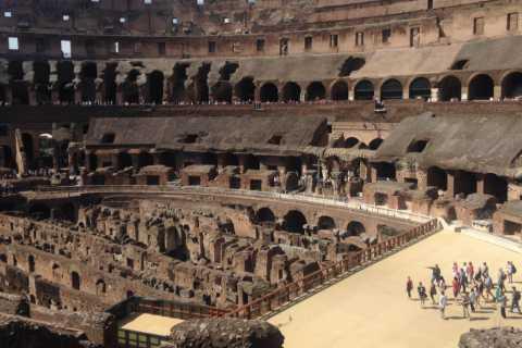 Colosseum: Gladiator Arena Guided Tour