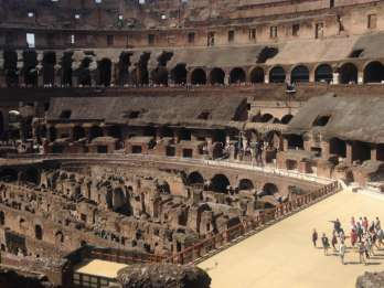 Rom: Führung durch die Gladiator-Arena im Kolosseum