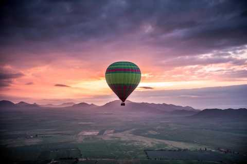 Marrakech: Classic Ballooning Flight & Optional Camel Ride