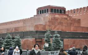 Moscow: Communist Moscow Tour with Lenin's Masoleum Visit