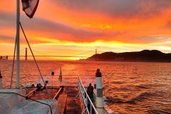 São Francisco: Passeio de Barco ao Pôr do Sol da Califórnia