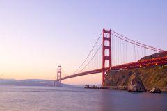 Cruzeiro pela Baía de Golden Gate