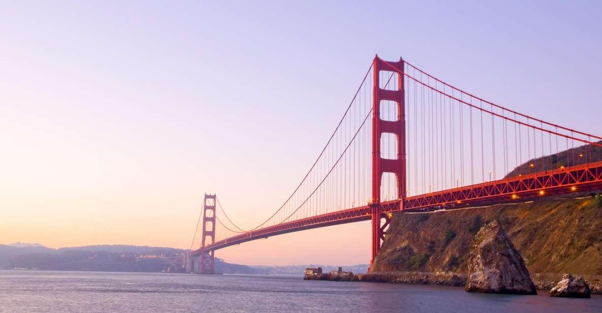 Baia di San Francisco: crociera in catamarano