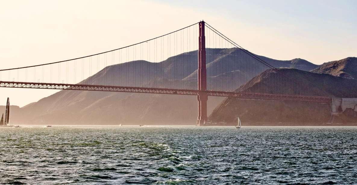 San Francisco: Golden Gate Bay Cruise
