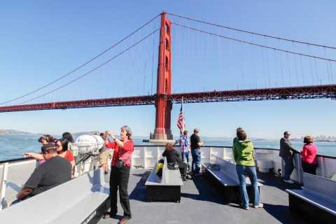 San Francisco: crucero entre puentes