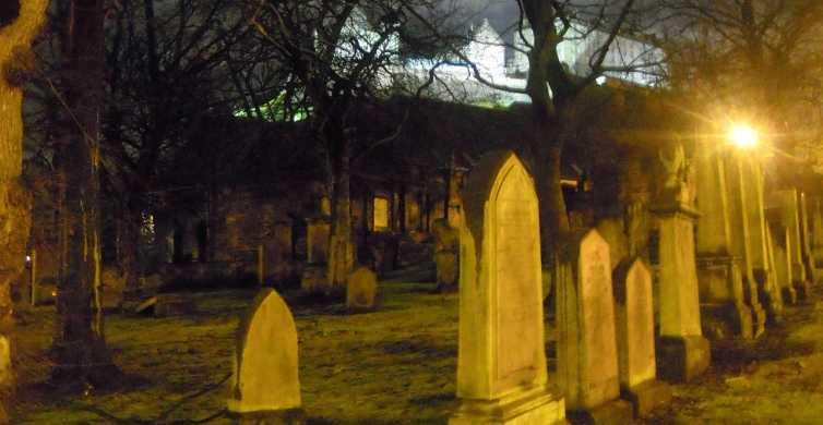 Edimburgo: excursão fantasma de 2 horas em espanhol