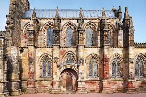 Edinburgh: Rosslyn Chapel and Hadrian's Wall Tour in Spanish