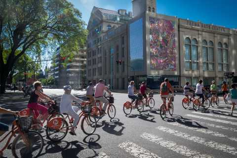 Buenos Aires Bike Tour: South or North Circuit
