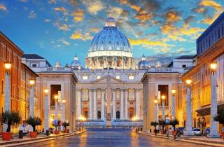 Vatikanische Museen & Sixtinische Kapelle: Private Abendtour