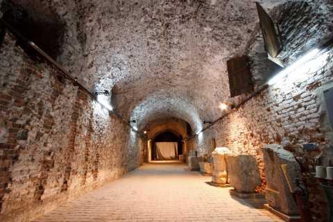 Belgrade: 2.5-Hour Underground Tour with Local Wine