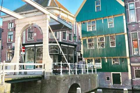 Alkmaar: Excursão a pé em pequenos grupos pela cidade