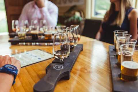Queenstown: Twilight Wine and Craft Beer Tour