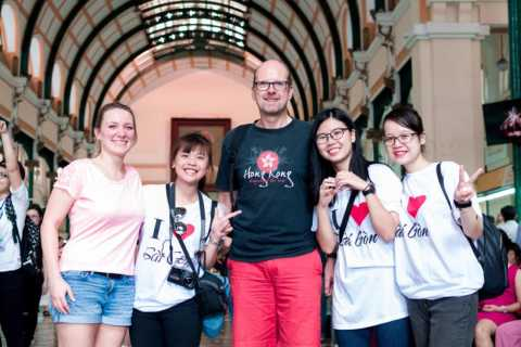 Ho Chi Minh: Historical Private Scooter Tour