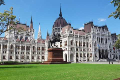 Budapeste: excursão a pé de 2 horas