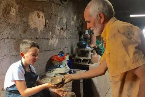 Marrakech: Pottery Workshop