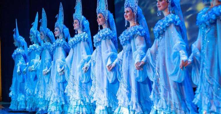 Moscow: 2-Hour Russian National Dance Show