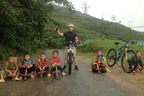 Sapa Bike Tour to Muong Hoa Valley and Local Life Experience