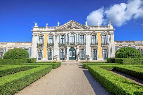 Queluz National Palace & Gardens Skip-the-Line Ticket