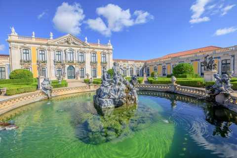 Palácio Nacional de Queluz & Gärten: Ticket ohne Anstehen